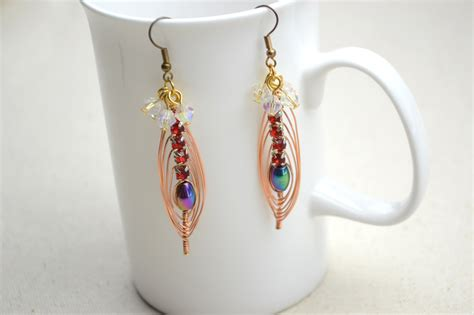 how to make bead jewelry with wire how to make jewelry with wire and pictures photos