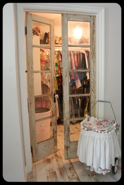 Vintage Closet Doors 12 Great Ideas For Upcycling Doors
