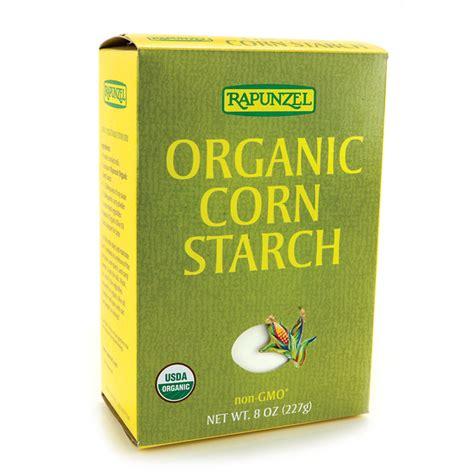 Rapunzel Organic Corn Starch 8 Oz rapunzel organic corn starch non gmo 8 oz pkg swanson