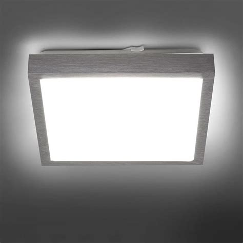 schlafzimmer quadratisch licht trend deckenleuchte 187 minimalistische quadratische