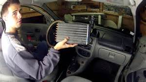 renault thalia radiator change
