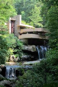 frank lloyd wright waterfall falling water frank lloyd wright architecture pinterest