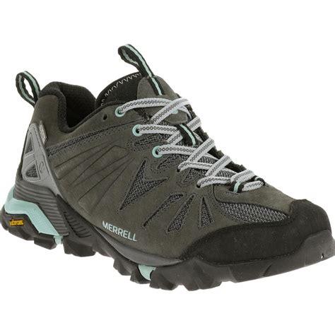 womens waterproof shoes s merrell capra hiking shoes waterproof 654153