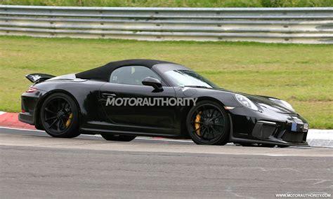 2020 Porsche Speedster by 2020 Porsche 911 Speedster Used Car Reviews Review
