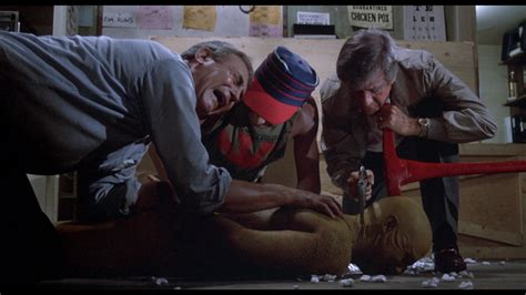 happyotter the return of the living dead 1985