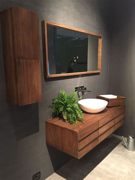 Stylish Ways To Decorate With Modern Bathroom Vanities Bathroom Furniture Wood