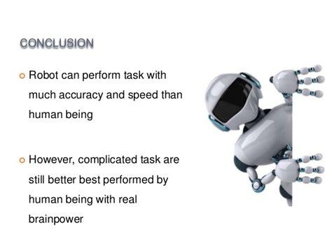 slides for ppt on robotics a i robotic presentation