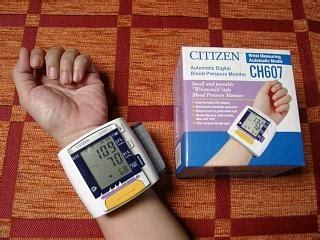 Tensimeter Digital Citizen kaya makmur toko alat kesehatan obat obatan tensimeter