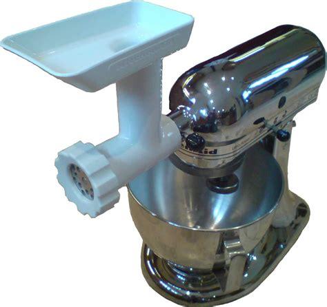 Kitchenaid Mixer Coffee Grinder Attachment Kitchenaid Stand Mixer Food Grinder Mincer Attachment Ebay