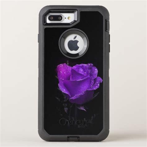 flower otterbox defender iphone   case zazzle
