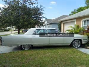 1966 Cadillac Specs 1966 Cadillac Fleetwood