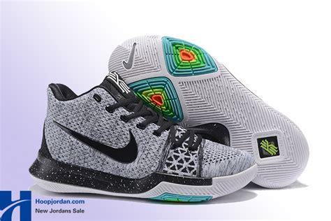 oreo basketball shoes oreo nike kyrie 3 wolf grey black s basketball shoe