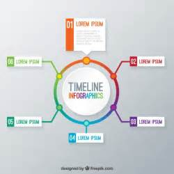 flash presentation templates free timeline infographic template vector free