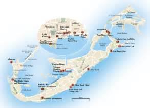 maps usa map bermuda