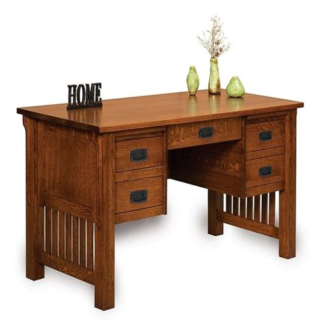 Office Furniture Solid Wood Mission Computer Desk With Mission Style Computer Desk With Hutch