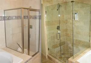 different types of shower doors the glass shoppe a
