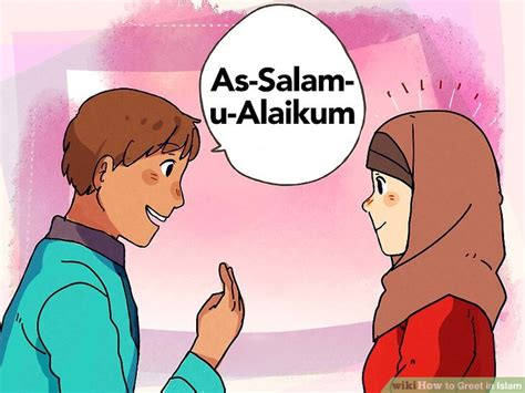 3 ways to greet in islam wikihow