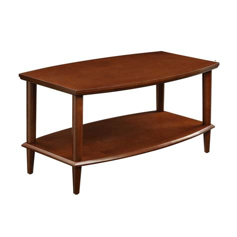 winsome coffee table espresso winsome wood genoa espresso coffee table 92219 the home