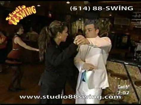 studio 88 swing cours de danse swing a montreal avec studio 88 swing live