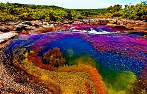 river colors ca 241 o cristales is a is commonly called quot the