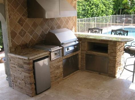 outdoor kitchen backsplash outdoor kitchen ventilation necessity or modish trend interior exterior ideas