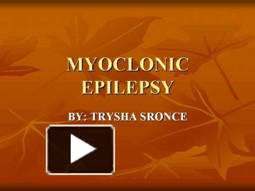 ppt perfumes powerpoint presentation free to view id ppt myoclonic epilepsy powerpoint presentation free to