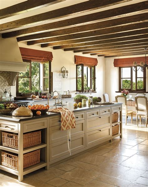 beautiful kitchen design home designs pinterest la casa de una princesa en mallorca