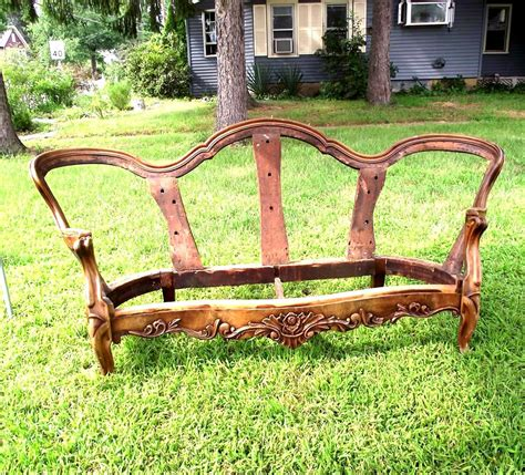 Wooden Chair Frames For Upholstery Victorian Settee Sofa Frame Diy Brute Upholstery Pick Up