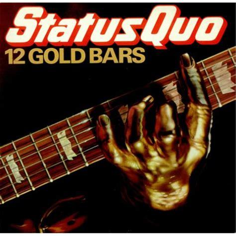 status quo  gold bars  uk vinyl lp album lp record