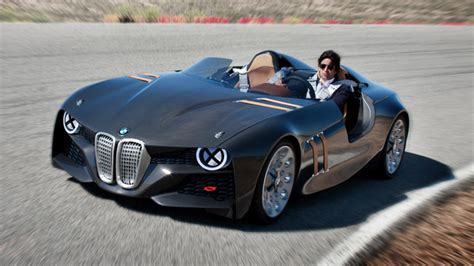 BMW 328 Hommage concept car revealed   Top Gear
