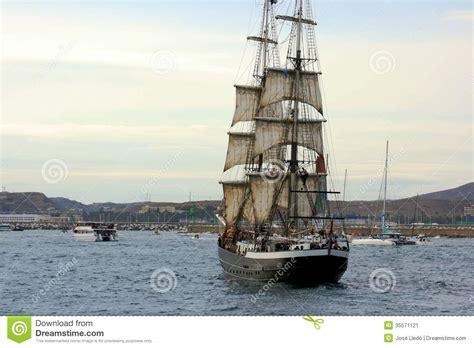 ancient sailing boat stock image image  inspirational