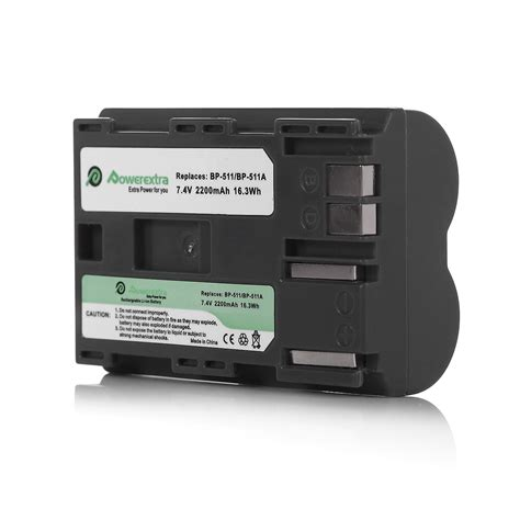 Charger Canon Bp 511a For 20d 30d 40d 50d 5d Classic 2200mah bp 511a battery charger for canon eos 20d 30d