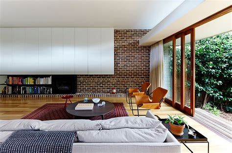 White House Renovation 2017 100 brick wall living rooms that inspire your design
