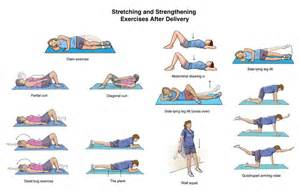 best exercises after birth