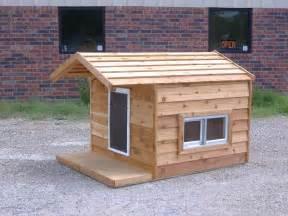 Insulated Dog Houses » Home Design 2017