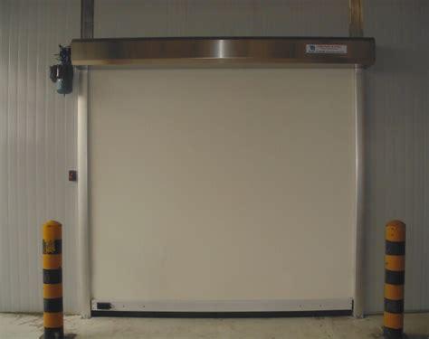 smooth open interior exterior roll up doors 304