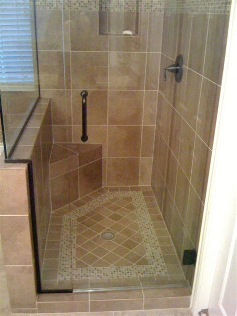 traditional bathroom floor tile tile shower floor with design traditional bathroom