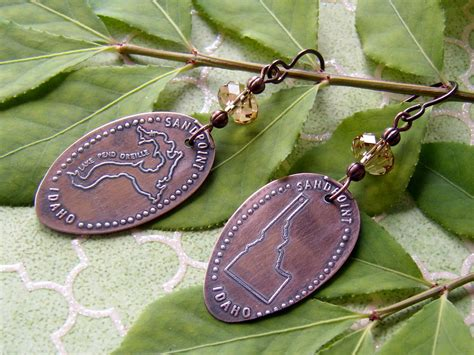 into jewelry how to turn your souvenir pressed pennies into jewelry