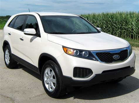 2012 Kia Sorrento 187 2012 Kia Sorento Lx Best Cars News