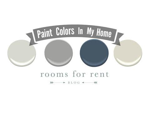 coordinating paint colors city farmhouse