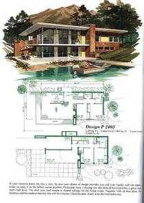 Mid Century Modern House Plans The 25 Best Ideas About Modern House Plans On Pinterest