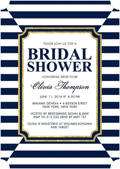 Wedding Paper Divas Shower Invitations by 1000 Ideas About Signature Announcements On