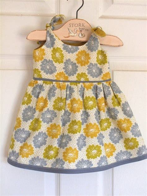 pattern baby clothes free infant dress pattern free itty bitty dress from made