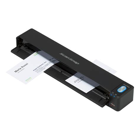 Scanner Fujitsu Scansnap Ix 100 fujitsu scansnap ix100 mobile scanner for pc and mac