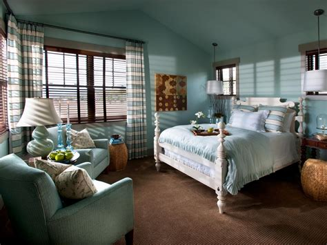blue guest bedroom photo page hgtv