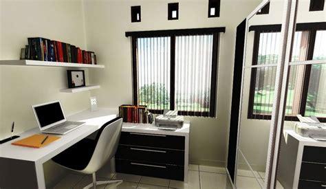 desain meja kerja di rumah tips mendesain ruang kerja di rumah rumah dan desain