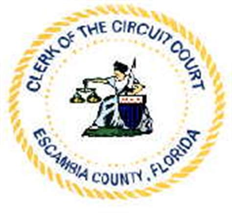 Escambia County Clerk Of Courts Records Form Internetimageremoval