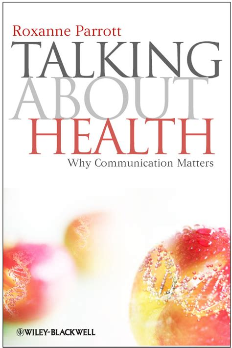 a with health books whyhealthcommunication