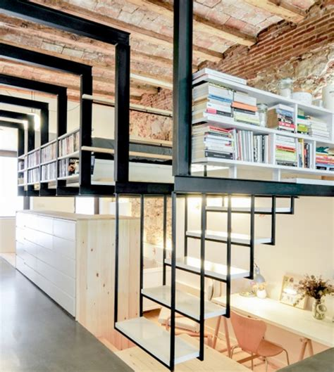 home design store barcelona abandoned dry cleaning shop converted to modern home