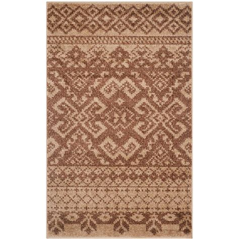 adirondack rugs safavieh adirondack silver multi 2 ft 6 in x 4 ft area rug adr112g 24 the home depot